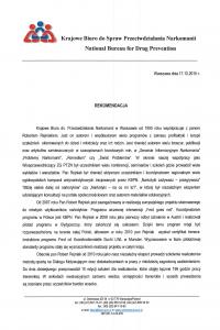 Rekomendacja KBPN dla Roberta Rejniaka-1