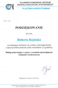 Rekomendacja KPCEN Bydgoszcz 2017-1