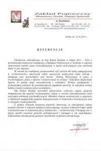Rekomendacja ZP Szubin-1
